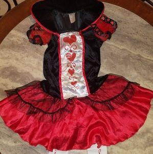 Halloween Costume - Queen of Hearts